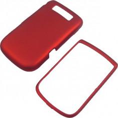 Husa plastic Blackberry Torch 9800 + folie ecran + expediere gratuita Posta - sell by PHONICA