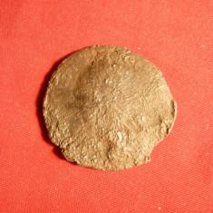 Sestert bronz, probabil Caracala, pe revers probabil Concordia, d= 2, 8 cm - Moneda Antica