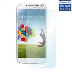 Folie protectie display telefon transparenta sau mata Samsung Galaxy S4 i9500 - Folie de protectie