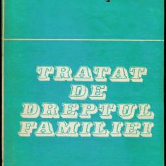 Ion P. Filipescu, Tratat de dreptul familiei - Carte Dreptul familiei
