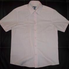 Camasa de gala de la H&M; marime L (41/42), vezi dimensiuni; impecabila, ca noua - Camasa barbati H&M, Marime: L, Culoare: Din imagine, Maneca scurta