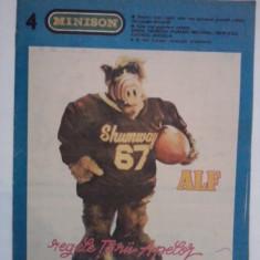 Revista Minison Nr. 4/1991 / C8G - Revista scolara
