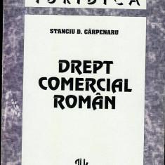 Stanciu D. Cărpenaru, Drept comercial român - Carte Drept comercial