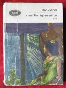 Charles Dickens - Marile sperante vol.1,vol.2