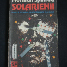 NORMAN SPINRAD - SOLARIENII  {1992}