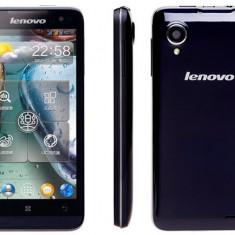 Vand Smartphone Lenovo P770 cel mai tare dual sim - Telefon mobil Lenovo, Alb, 16GB, Neblocat, Dual core