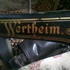 MASINA DE CUSUT WERTHEIM PRODUCTIE GERMANA 1920