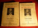 Al.Odobescu- Opere Alese -vol.I si II- 1941 ingrijita de A.Iordan, A.I. Odobescu