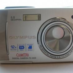 OLYMPUS FE-5500, DEFECT, NU PORNESTE, ARATA IMPECABIL - Aparat Foto compact Olympus