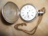 Ceas de buzunar Longines foarte vechi!