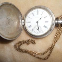 Ceas de buzunar Longines foarte vechi! - Ceas de buzunar vechi