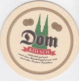 Suport de pahar / Biscuite Rara si Veche  DOM KOLSCH