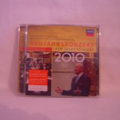 Vand cd-dublu Georges Pretre-Wiener Philharmoniker-New Year's Concert, original, Decca - Muzica Clasica decca classics