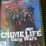vand jocuri xbox 1 ,ca nou,actiune,CRIME LIFE GANG WARS,joc rar,de colectie