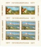 2 BLOCURI TIMBRE CCEI 1977