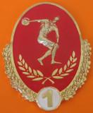 insigna militara, specialist cls.1,sportiv de clasa