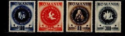 Romania 1946 - ARLUS,serie completa,neuzata foto