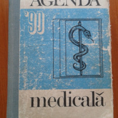 AGENDA MEDICALA 90