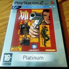 Joc XIII, PS2, original, alte sute de jocuri! - Jocuri PS2 Ubisoft, Shooting, 16+, Single player