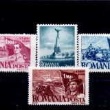 Romania 1947 - 1 Mai ,serie completa,neuzata