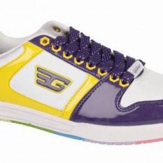 37_Adidasi GOLDDIGGA_adidasi Originali femei_adidasi dama_cutie - Adidasi dama Gola, Culoare: Multicolor