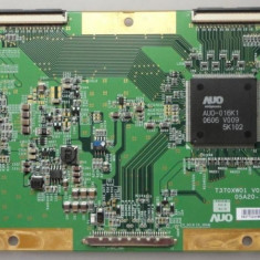 placa logica modul lvds tv samsung le37573bd T370XW01 V0 CTRL BD 05A20-1B