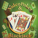 Video Poker & Blackjack PS2 PAL UK DVD Original - Jocuri PS2