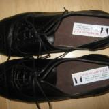 Pantofi De Dans - Pantof barbat, Marime: 41-42, Culoare: Negru, 41-42, Negru