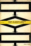 SISTEME DE PROGRAMARE(SOFTWARE)PENTRU CALCULATOARE NUMERICE DE IVAN FLORES,CARTONATA,480 PAG ,EDITURA TEHNICA 1966,STARE FOARTE BUNA