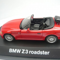 Macheta BMW Z3 Roadster Schuco 1/43 - Macheta auto
