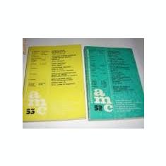 LIMBAJUL BASIC, SERIE DE SINTEZE, INFORMARE, AMC VOL 52, 53, EDITURA TEHNICA 1986, 432+415 PAG - Carte Limbaje de programare