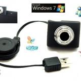 Webcam HD, USB 2.0, 5.0M pixeli