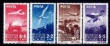 Romania 1948 - Aviatia,serie completa,neuzata