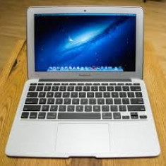 Vănd Macbook air. - Laptop Macbook Air Apple, 13 inches, Intel Core 2 Duo, 4 GB