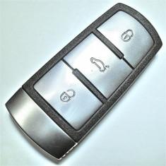 Carcasa VW Passat Smart Key 3 Butoane BRE3235 - Carcasa cheie