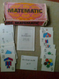 Joc matematic romanesc carti pentru copii vechi anii 80 epoca de aur hobby