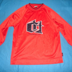 BLUZA CLOCKHOUSE ORIGINALA - Bluza barbati, Marime: XL, Culoare: Rosu, XL, Poliester, Rosu