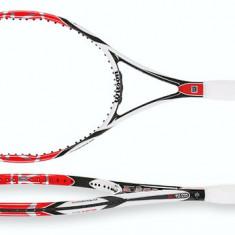 Racheta tenis WILSON KFACTOR SIX ONE TEAM - Racheta tenis de camp Wilson, SemiPro, Adulti