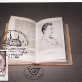 1829 - Austria carte maxima 1990