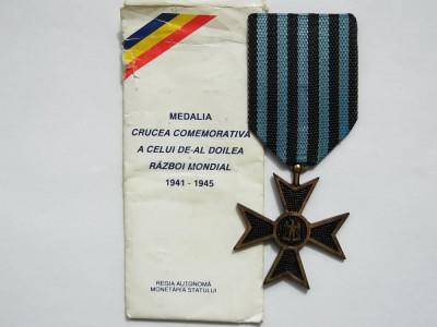 Medalia Crucea Comemorativa 1941-1945 foto