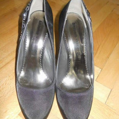 Vand pantofi de ocazie - Pantof dama Benvenuti, Culoare: Negru, Marime: 37, Negru