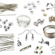 Kit creare bijuterii - Mix accesorii - 1