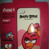 Husă Angry Birds originală pt. iPhone 4/4s - Husa Telefon Apple