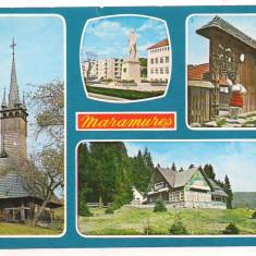 Carte postala(marca fixa)- MARAMURES-Baia Mare