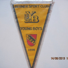 Fanion fotbal YOUNG BOYS BERNA - ELVETIA
