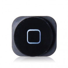 Buton meniu Apple iPhone 5 Black Original - Tastatura telefon mobil