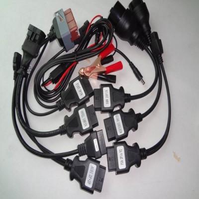 Cabluri adaptoare set complet pentru turisme - compatibile tester Autocom - Oferta Pret ! foto