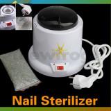 STERILIZATOR QUARTZ USTENSILE FRIZERIE +CADOU BILE QUARTZ - Sterilizator manichiura