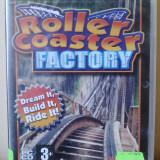 ROLLER COASTER FACTORY (PC) SIGILAT (ALVio) + sute de alte jocuri - Jocuri PC