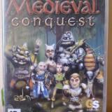 MEDIEVAL CONQUEST (PC) SIGILAT (ALVio) + sute de alte jocuri - Jocuri PC, Strategie, 12+, Multiplayer